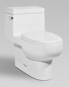 Icera Vista One Piece Toilet
