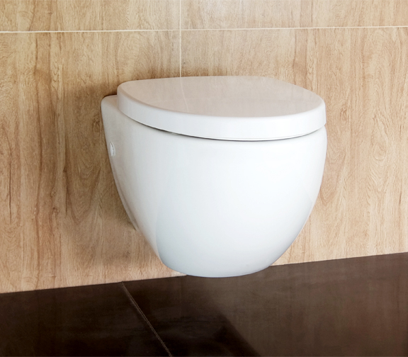 Icera Clarity Wallhung Toilet